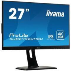 "Moniteur IPS 27""3840 x 2160 DVI HDMI DP ultramince"