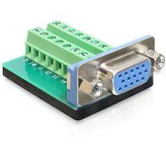 Convertisseur DB154HD VGA vers bornier
