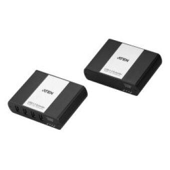 USB 2.0 extender sur Ethernet USB A / USB A 100m