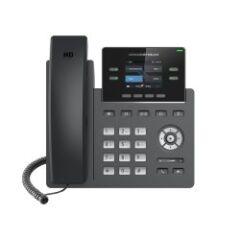 Téléphone IP GRP2612 couleur audio HD PoE