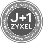 Garantie universelle Zyxel J+1 pendant la garantie