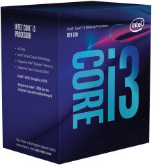 Processeur Intel Core i3-8350K 4Ghz socket 1151v2