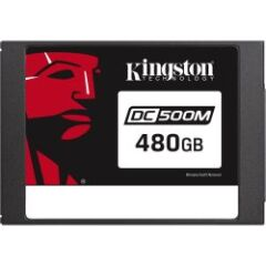 SSD Kingston DC500M 480Go -SATA III Format 2,5""