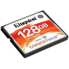 Carte mémoire Compact Flash 128 Go