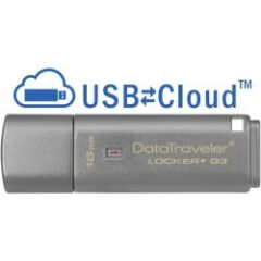 Clé USB 3.0 Kingston DataTraveler Locker 16Go