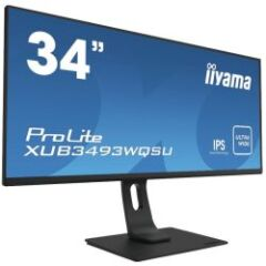 "Moniteur  34"" Ultra Wide (21:9)2xHDMI 1 DP"