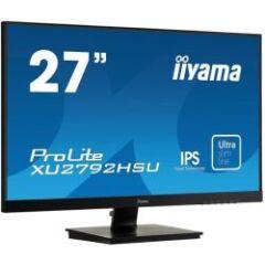 "Moniteur LED IPS 27"" FullHD VGA/HDMI/DP bord fin"