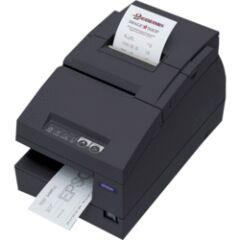 Imprimante tickets de caisse TMH6000 V USB noire