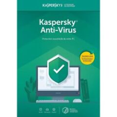 Kaspersky Anti-virus 1 an 1 PC OEM