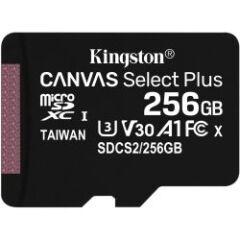 Carte Micro SDXC Canvas Select Plus 256 Gb