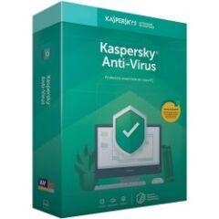 Kaspersky Anti-virus 1 an 1 PC