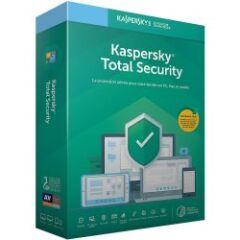 Kaspersky Total Security MD 5 ap. / 1 an