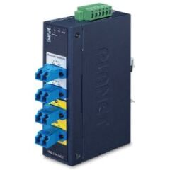 Switch by-pass indus 4x LC multimode -40/+75øC