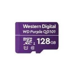 Carte Micro SDXC WD Purple 128GB -40/+85øC