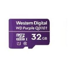Carte Micro SDXC WD Purple 32GB -40/+85øC