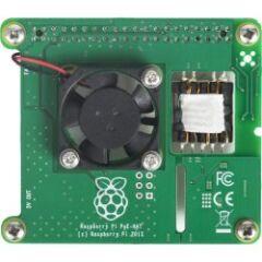 Carte alimentation PoE pour Pi 3B+ et Pi4