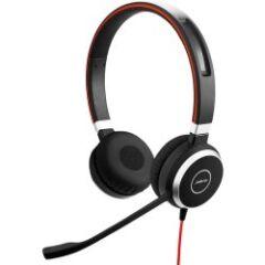 Casque Evolve 40 Filaire Jack USB call control Duo