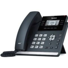 Téléphone SIP T42U PoE 12 SIP