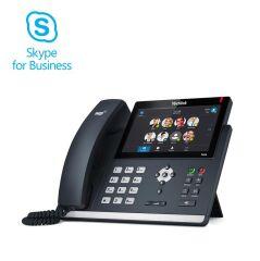 """Téléphone SIP T48S 16 comptes Giga PoE couleur 7"""""""